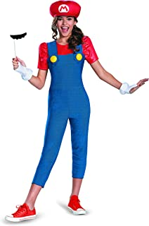 Nintendo Super Mario Brothers Mario Tween Costume, Medium/7-8