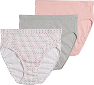 Jockey Women's Underwear Elance Breathe French Cut - 3 Pack