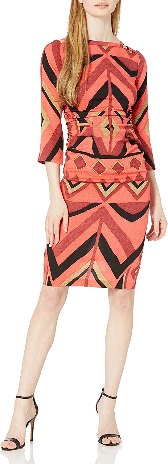 Tracy Reese Women's Laced Tee Dress