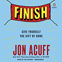 finish the book