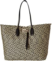 Salvatore Ferragamo - The Studio Woven Tote Bag