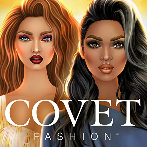 Covet Fashion - Das Modespiel