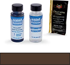 PAINTSCRATCH Smoky Topaz Metallic NH-777M for 2015 Honda Odyssey - Touch Up Paint Bottle Kit - Original Factory OEM Automotive Paint - Color Match Guaranteed