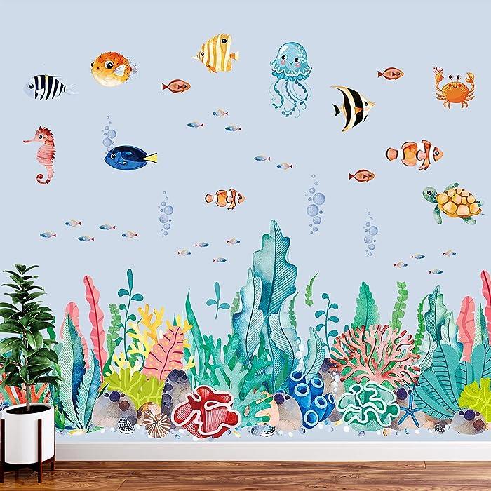 Top 10 Ocean Childern Bathroom Decor