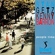 stan getz and kenny barron people time