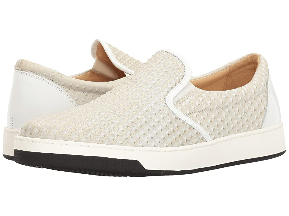 BUGATCHI Pompeii Sneaker (Bianco) Men