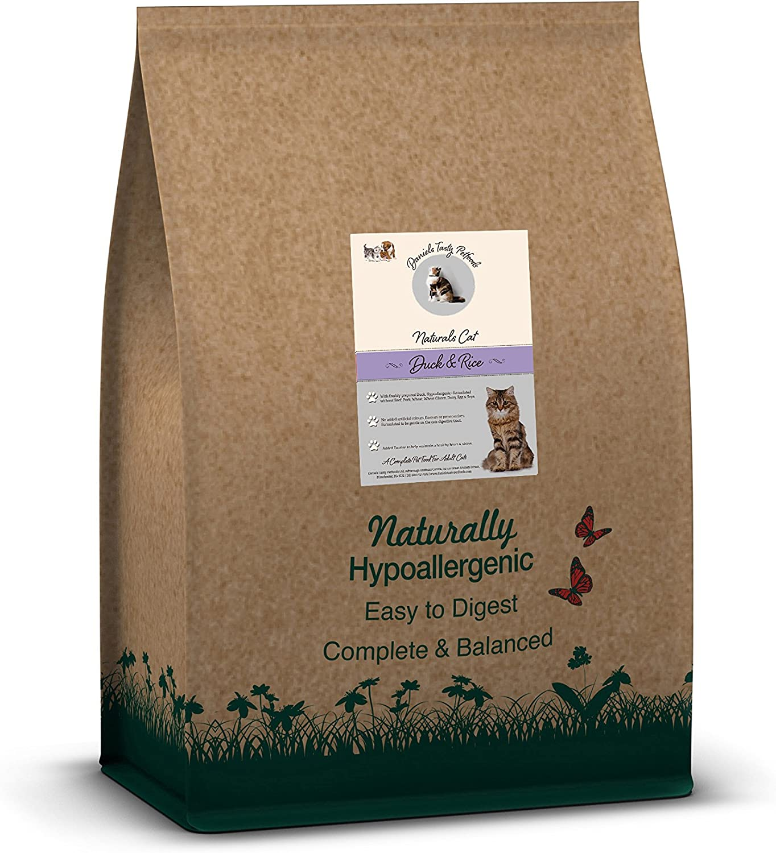 Platinum Naturals  Duck & Rice  Adult Cat Food (12Kg)