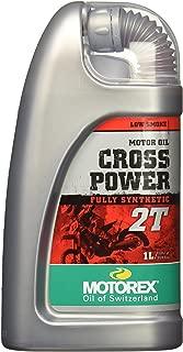 Motorex Cross Power 2T 100% Synthetic - 1 Liter