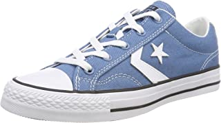 Converse Star Player Ox Aegean Storm/White/Black, Sneaker Uomo