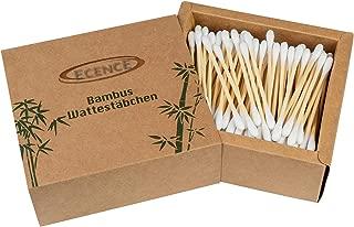 Durable et compostable Polyvalent Lot de 800 cotons-tiges en bambou par Together respectueux de lenvironnement 7,5 cm En bambou biologique