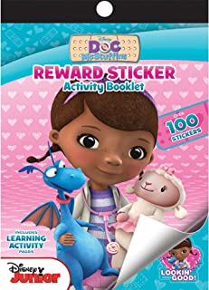 Best doc mcstuffins stickers Reviews