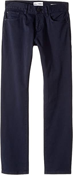 DL1961 Kids Brady Slim Pants in Dark Sapphire (Big Kids)