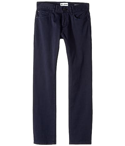 DL1961 Kids Brady Slim Pants in Dark Sapphire (Big Kids) (Dark Sapphire) Boy