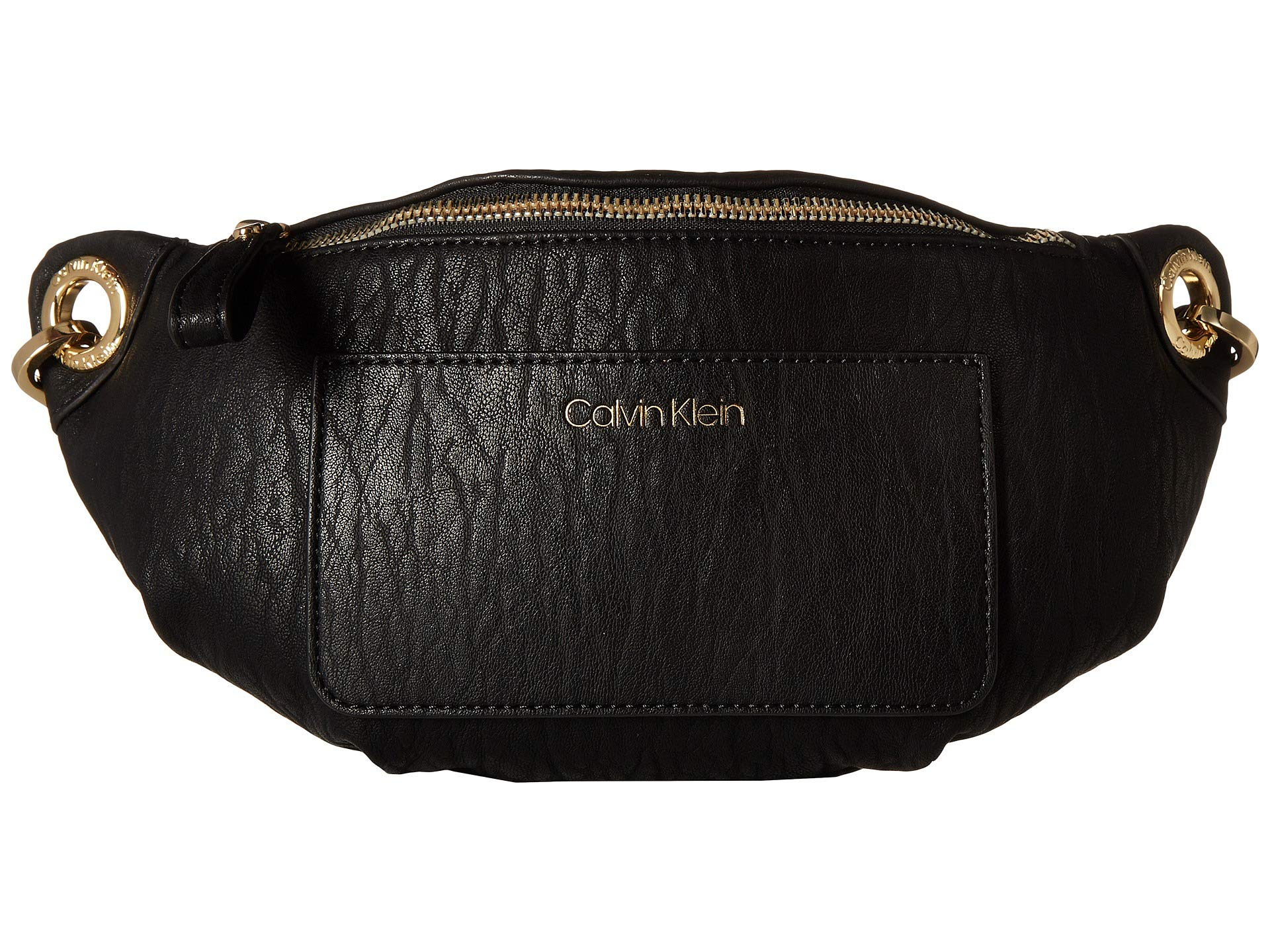Calvin Klein Pack Novelty Bubble Black Sonoma Lamb Fanny rraqBHwd