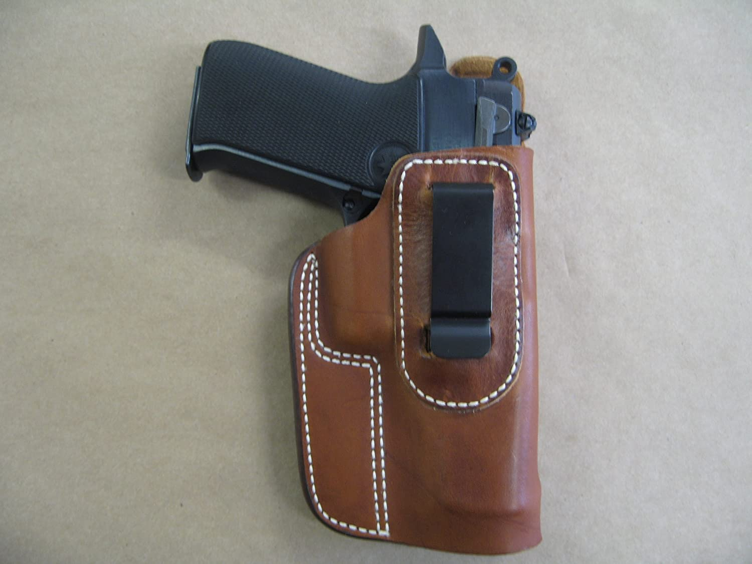 Azula Limited price sale Leather in Waistband Concealed SW Carry Holster 5900 lowest price for