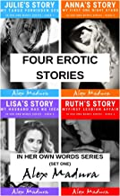 Four Erotic Books: In Her Own Words - Set One