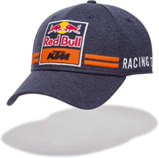 Red Bull KTM New Era 9Forty KTM Gorra, Azul Unisexo Talla ú
