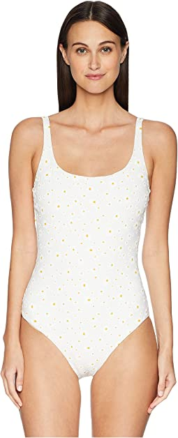 Daisy Tank-Suit One-Piece