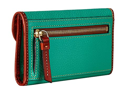 Jade Dooney Clutch Bourke amp; Trim Continental Tan Pebble amp; nYwqCrpYZ