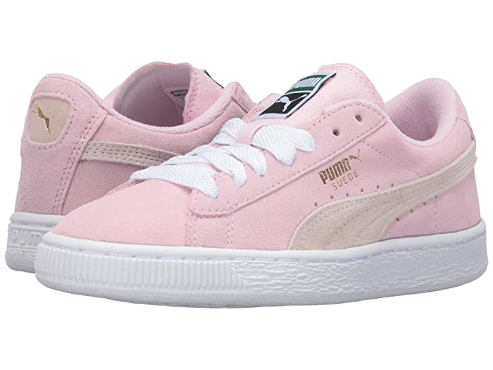 Puma Kids Suede Jr Big Kid