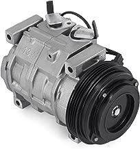 Mophorn CO 29012C 95200-65DF1 10S13C AC Compressor 29012 For Suzuki Grand Vitara 01-05 XL-7 02-04 2.5 2.7L 97339 98339
