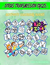 Virus Transmission Cycle: Fun For Preschool 40 Image Quiz Words Activity And Coloring Book Earth, Virus, Virus, Nurse, Virus, Meat, Virus, Virus