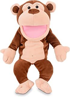 Tellatale Fiesta - Marioneta de ano con diseño de Mono