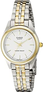 Casio Casual Watch Analog Display Japanese quartz for Women LTP-1129G-7A