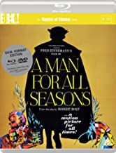 A Man For All Seasons (Masters Of Cinema) (Dual Format)