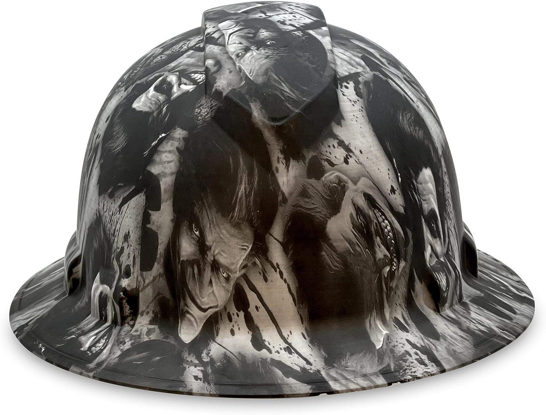 Full Brim Max 86% OFF Hard Hat Construction Men Hardhats OSHA Sale price Women Safety