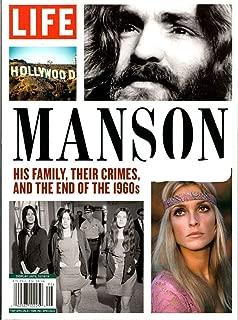 LIFE Special 2019, Manson Magazine, His Family, Their Crimes