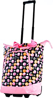 Olympia Deluxe Rolling Shopper