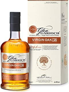 Glen Garioch Virgin Oak No. 2 Single Malt Scotch Whisky, mit Geschenkverpackung, 48% Vol, 1 x 0,7l