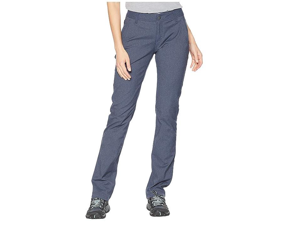 Royal Robbins Alpine Road Pants (Deep Blue) Women
