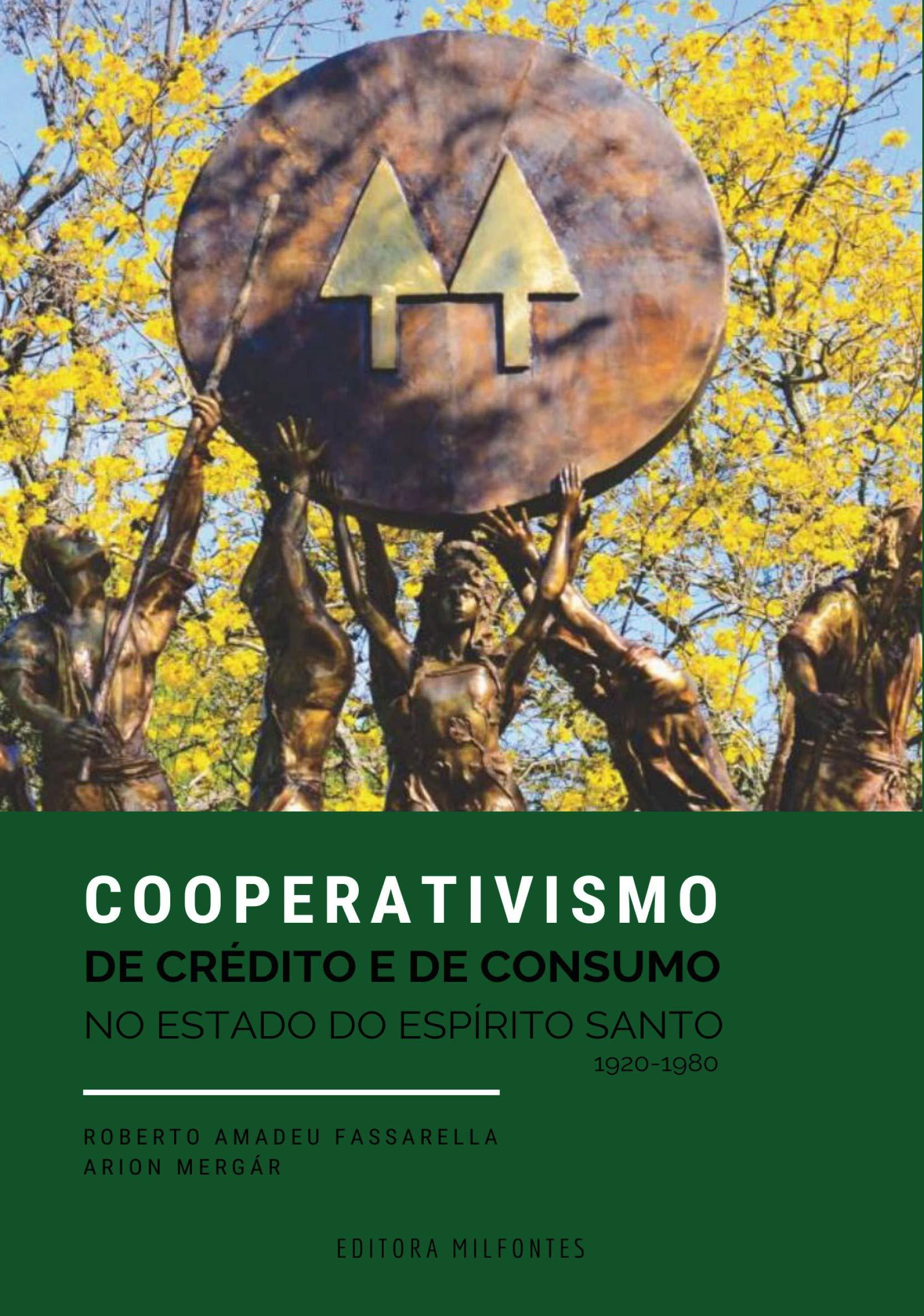 Cooperativismo de Crédito e de Consumo no Estado do Espírito Santo: (1920-1980) (Portuguese Edition)