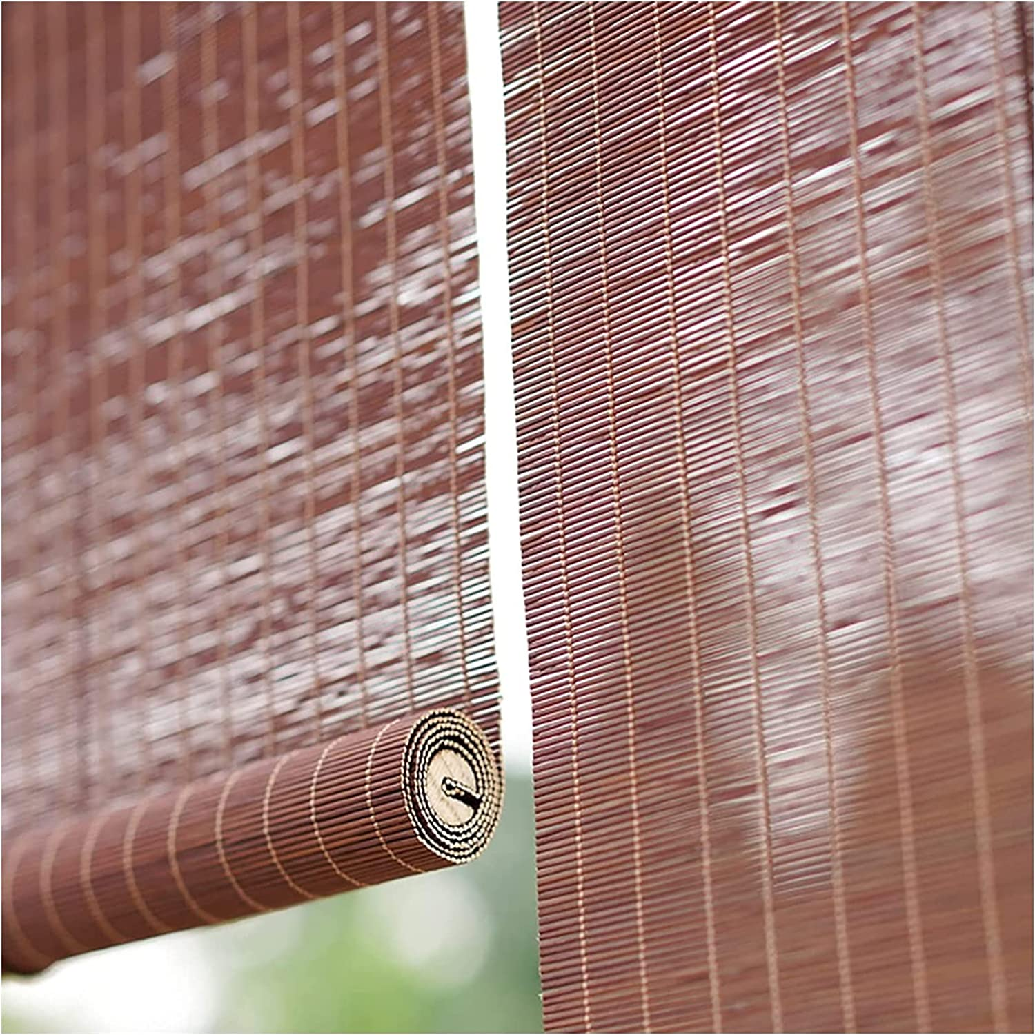 MTDWEITOO Bamboo Cheap bargain Blinds for Windows Max 70% OFF Natural Roller Home B