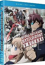 Blood Blockade Battlefront And Beyond Blu-Ray/DVD