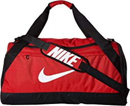 University Red Black White. 17. Nike. Brasilia Medium Duffel Bag fcecfd8f3ddf2