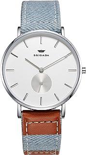 Relojes de hombre Relojes de moda Minimalistas para hombres de negocios casual impermeable cuarzo relojes de pulsera para mujer