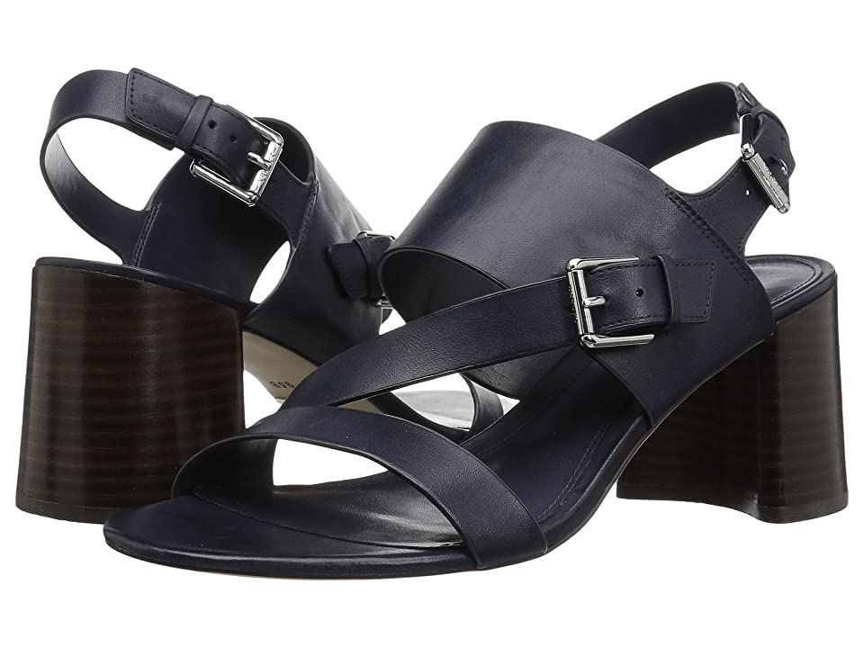 LAUREN Ralph Lauren Florin (Dark Midnight Burnished Vachetta) Women