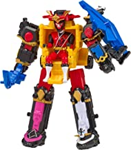 Power Rangers Super Ninja Steel DX Megazord Figure