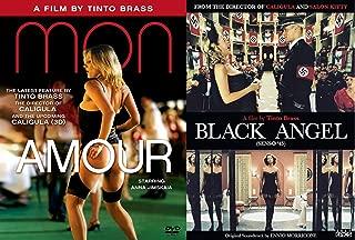 Tinto Brass 2-DVD Set - Monamour & Black Angel 2-MovieBundle