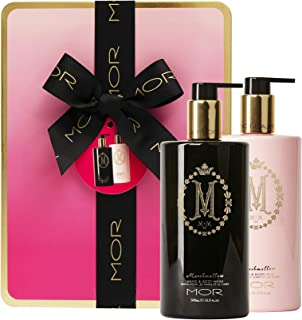 MOR Boutique MOR Marshmallow Marvelous Body Wash and Lotion Duo Gift Set, 1000 ml