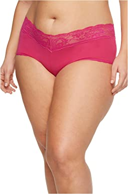 Cosabella - Extended Size Never Say Never Cheekie Hotpant