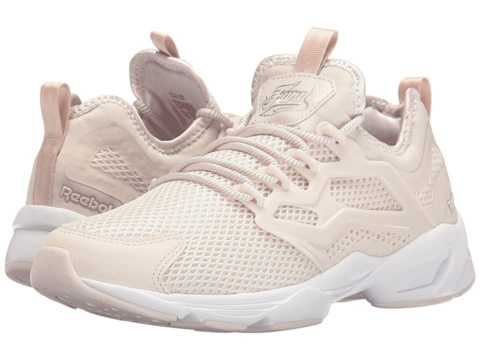 Reebok Lifestyle Fury Adapt Graceful (Lilac Ash/Silver Metallic/White) Women