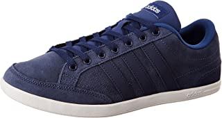 adidas neo Men's Caflaire Leather Sneakers
