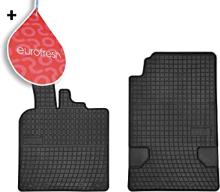 Auto-tapices bandeinfassung para Smart Fortwo c450 1998-2007 alfombras coche