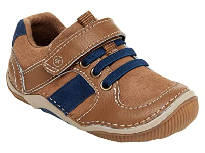 Stride Rite SRT Wes (Toddler) (Truffle) Boys Shoes