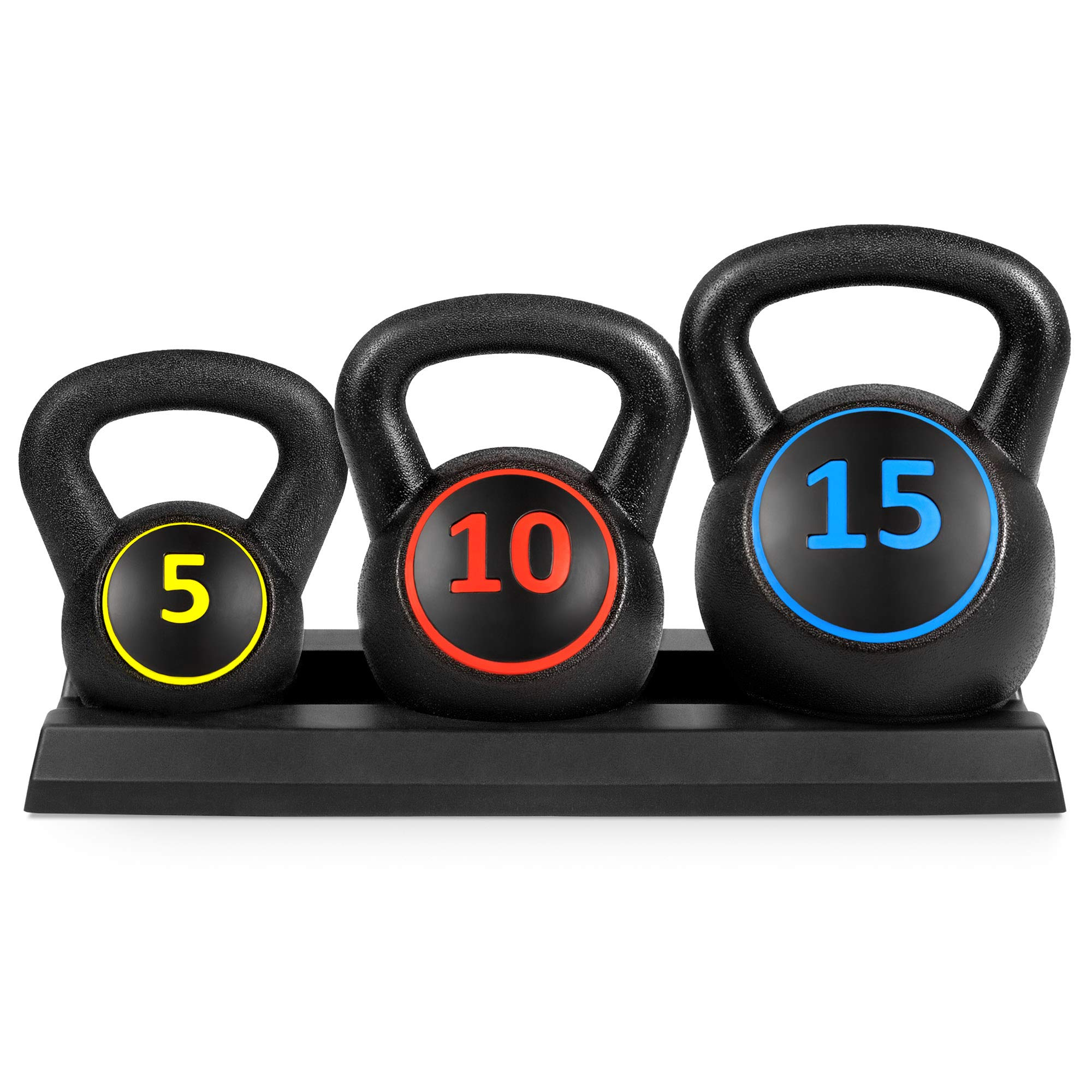 Best Choice Products Kettlebell Exercise