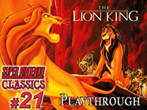 Clip: The Lion King Playthrough (SNES Classics 21)